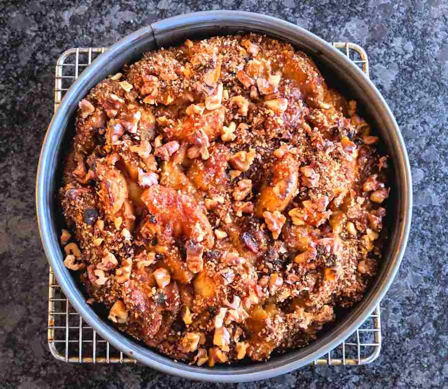 Apple kuchen recipe cuisine fiend - Cuisine stormer kuchen ...