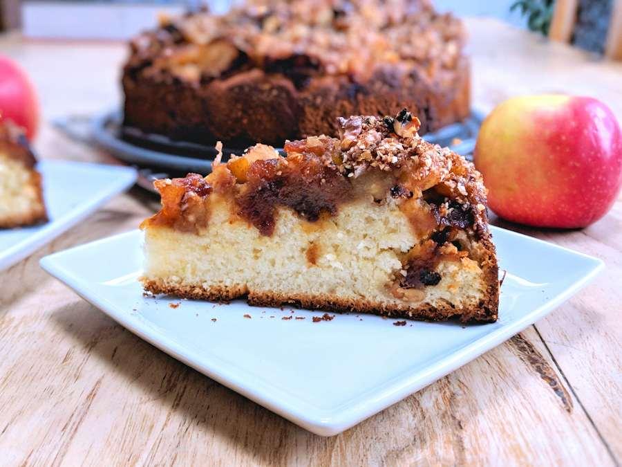 Apple Kuchen | Recipe | Cuisine Fiend