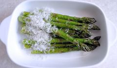 asparagus in butter