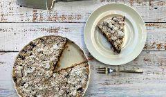 blueberry-cornmeal-tart