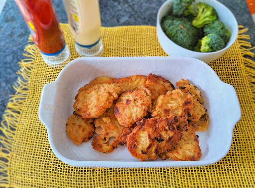 buttermilk fried pork
