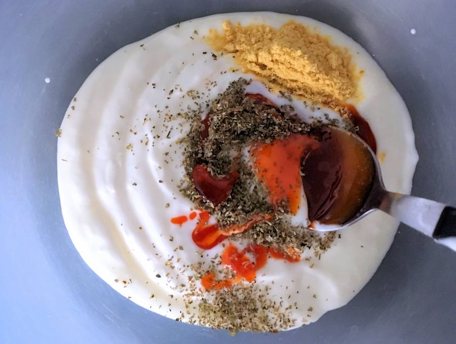 buttermilk marinade