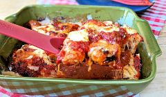 cauliflower parmigiana