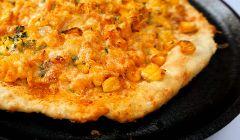 cheesy corn tart