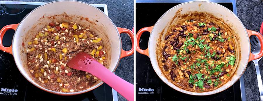 How to cook chili con carne