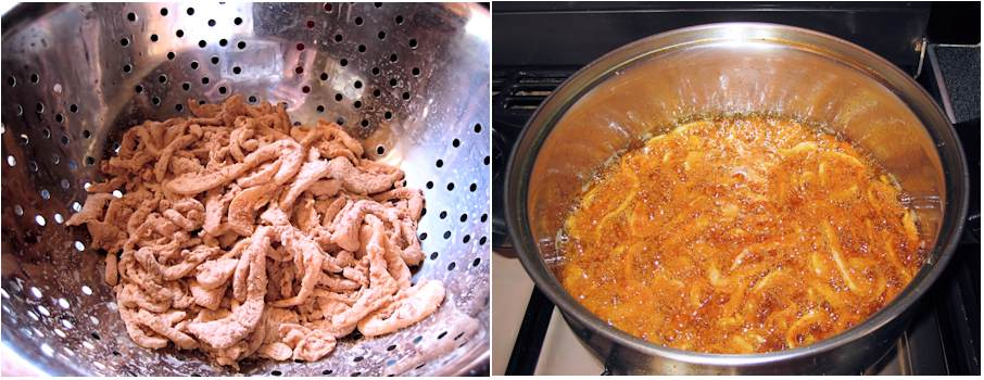 Cooking tobacco onions