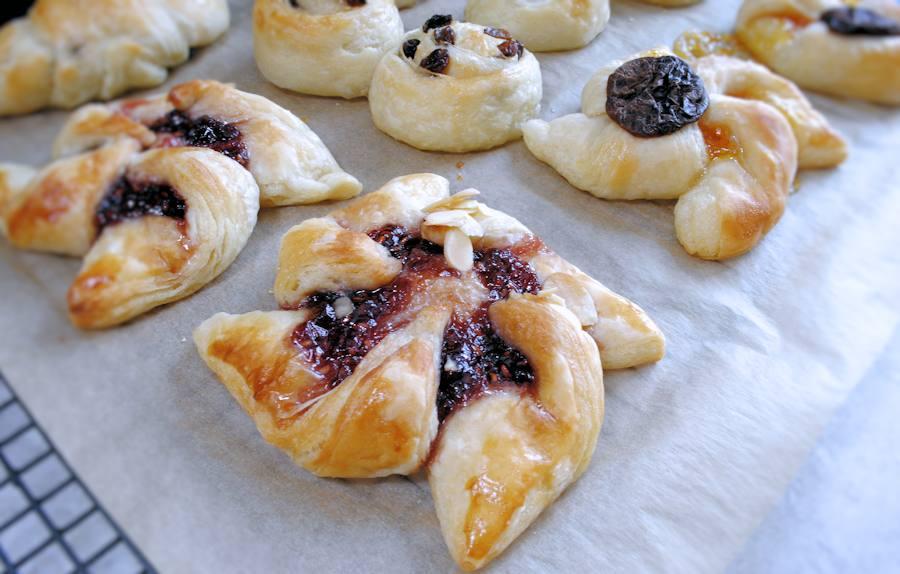 Danish Pastries Recipe Cuisine Fiend