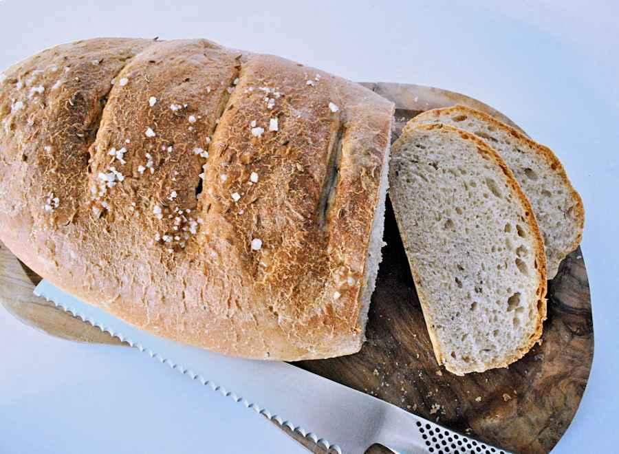 Deli Style Rye Bread | Recipe | Cuisine Fiend
