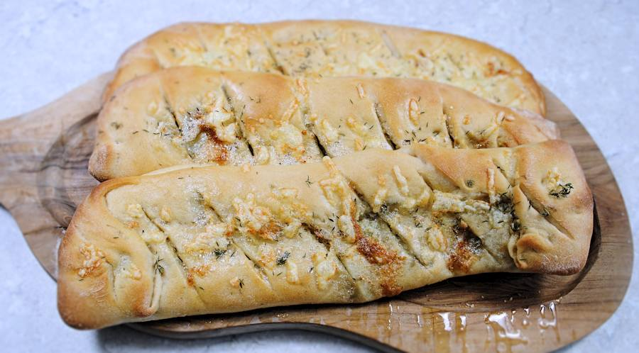 Fougasse Roquefort