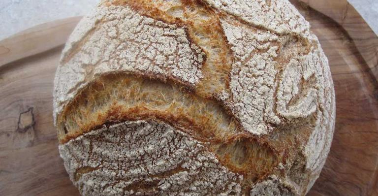 French country sourdough bread
