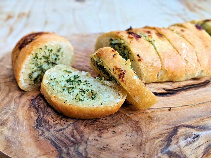Garlic Bread | Recipe | Cuisine Fiend