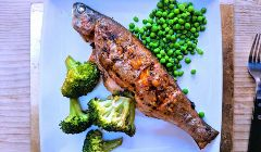 thai grilled trout