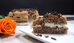 hungarian hazelnut torte