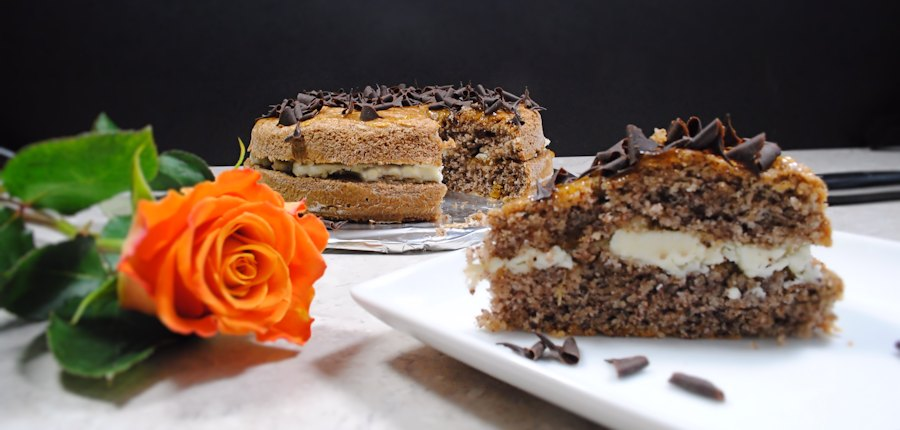 Hungarian Hazelnut Torte Recipe Cuisine Fiend