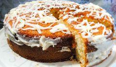 Italian yoghurt cake