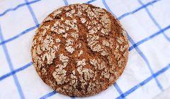 malt vinegar rye bread