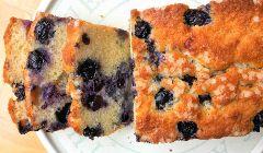 mascarpone blueberry cake