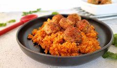 meatballs with bulgur