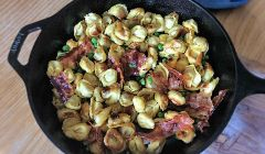 Potsticker pasta