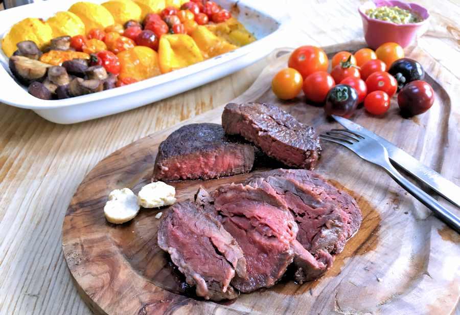 perfect fillet steak recipe cuisine fiend