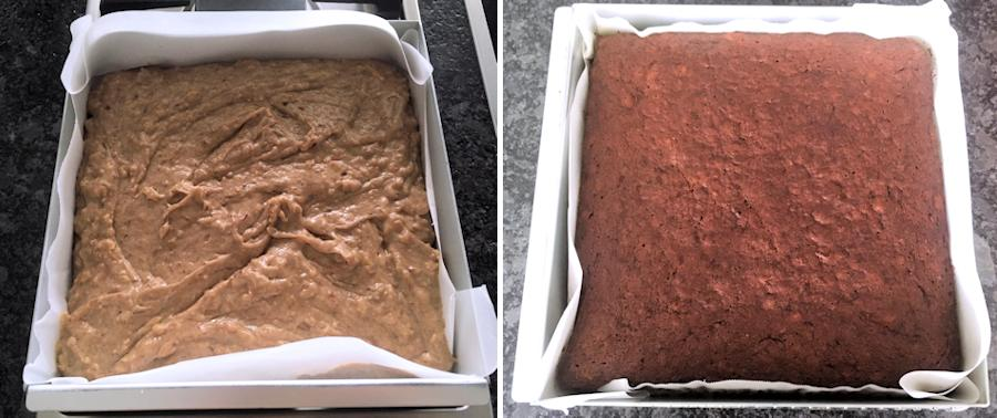 how to bake sticky toffee cake