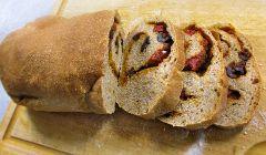 tomato and olive bread