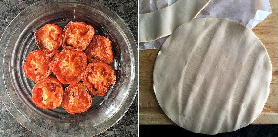 How to make tomato Tatin