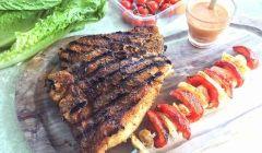 veal t-bone steaks